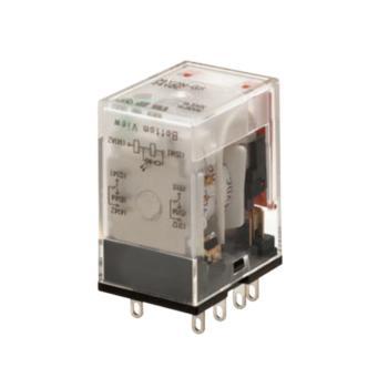 欧姆龙(OMRON)继电器微型功率继电器 14脚 MY4N-GS DC24