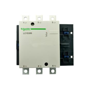 施耐德电气 TeSys 国产 3P410A 无辅助触点交流接触器LC1D410M7C 220VAC