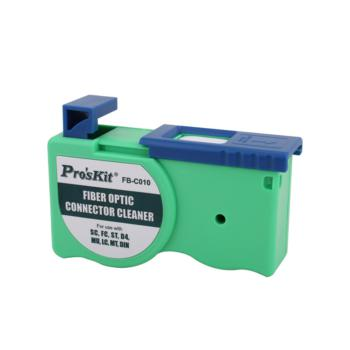 宝工(ProsKit)光纤清洁盒光纤接头清洁器 FB-C010