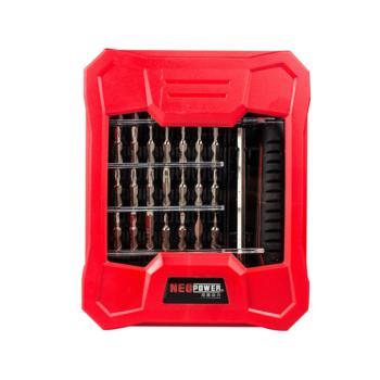 尼奥动力(NEO POWER)精密螺丝刀35件钟表手机维修工具套装 Y2003