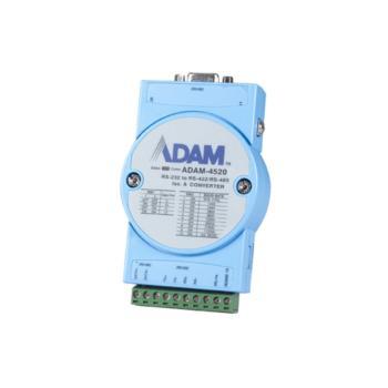 研华(Advantech)隔离RS-232到RS422/485转换器 ADAM-4520