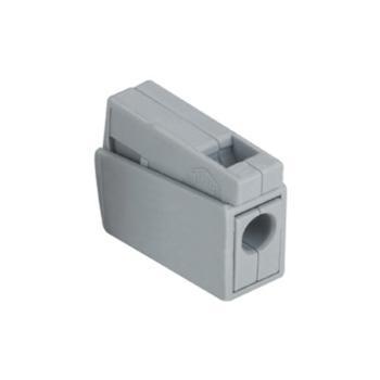 速普(SuPu)520连接器-2线-2.5mm2 布线用接线端子 灰色 100只/盒 52010
