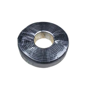 宇洪 RVV3*1.0 三芯软电线 黑色 200米/卷