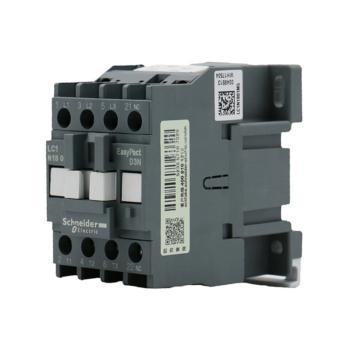 施耐德电气 EasyPact D3N交流接触器220VAC 3P18A3NO LC1N1801M5N