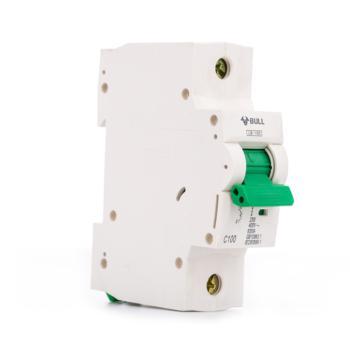 公牛(BULL)小型断路器 C型断路器100A带1P LB-100C100/1