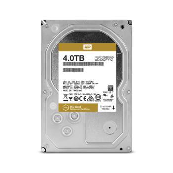 西部数据(WD)WD4002FYYZ 金盘(Gold)4TB 企业级硬盘