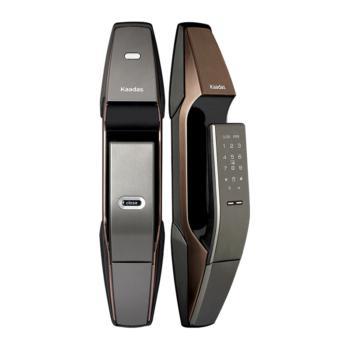 凯迪仕(kaadas)K8 智能锁 指纹锁家用防盗门锁指纹隐形 磁卡锁电子锁密码锁