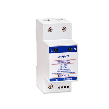 易龙 (elord) 交流型电源浪涌保护器(单相) EPP20S