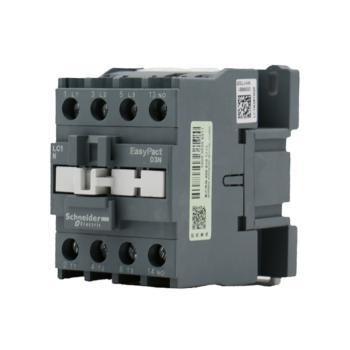 施耐德电气 EasyPact D3N 3P 220VAC 6A LC1N0610M5N 交流接触器