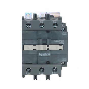 施耐德电气 EasyPact D3N 交流接触器 220VAC 3P95A3NO LC1N95M5N