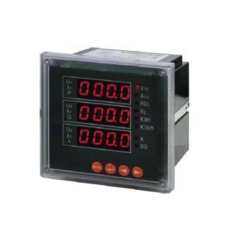 坦茨(TCElectrical)08型单相交流功率表 WLS□P/ST