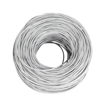 联通电线 超五类4对非屏蔽 灰色 305米/箱