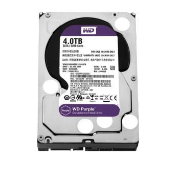 西部数据(WD)WD40EJRX 紫盘(Purple)4TB 监控硬盘