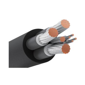 起帆(Qifan)MCP3*16+1*4 0.38/0.66KV采煤机屏蔽橡套软电缆 定制