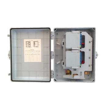 光沃 (G)  FTTH32芯 室内外光缆分路器1分8光纤分光箱