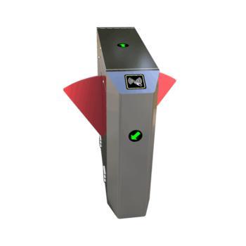 国超智能 GCZN-T35 桥式斜角双机芯翼闸(含控制器读头电源)