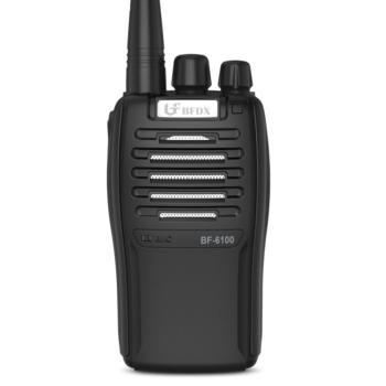 北峰(BFDX) BF-6100II 专业调频大型工程对讲机【短天线】