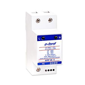 易龙 (elord) 交流型电源浪涌保护器(单相) EPP40S