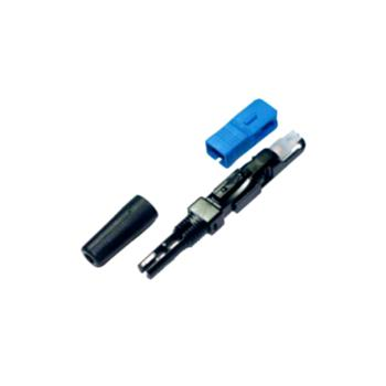 亨通(HTGD)SC/UPC预埋式塑料V槽快速连接器