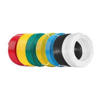 普天迅达(potesenda)BVR4 单芯软电线 白色 100米/卷