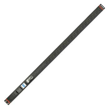 奥盛(Aosens) 1.5U 24位智能PDU电源插座RS485串口监测 防雷报警 国标 多功能孔
