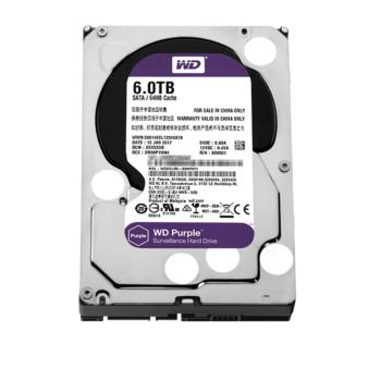 西部数据(WD)WD60EJRX 紫盘(Purple)6TB 监控硬盘