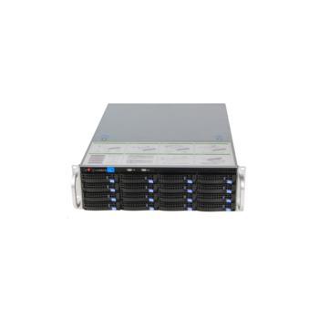 恒尔特(HrtStor)HrtStor S816R 16盘位IPSANNAS网络存储系统