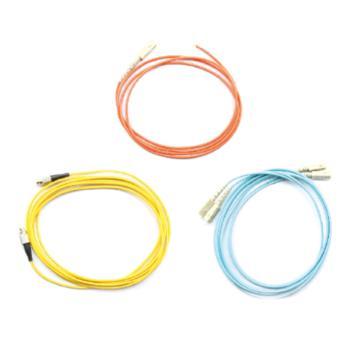 爱谱华顿(AIPU)单模FC光纤尾纤 1.5米 黄色 AP-GD-02-FC-B