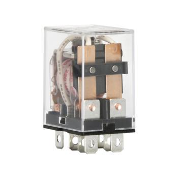 德力西(DELIXI)小型继电器 交流中间继电器JQX-13F-6