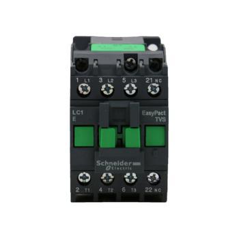 施耐德电气 EasyPact TVS交流接触器220VAC 3NO38A3P LC1E3810M5N