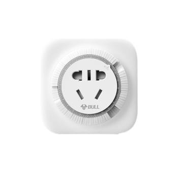 公牛(BULL) 机械定时器插座电源插座10A GND-2