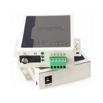 拓宾 TUOBIN-RS485 数据光端机RS485工控光猫RS232/422串口光端机