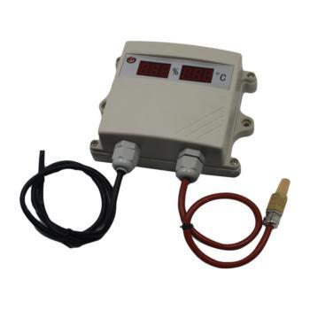 仁硕 数码管显示高防护等级壁挂型温湿度变送器-外置宽温探头 RS-WS-N01-SMG-B