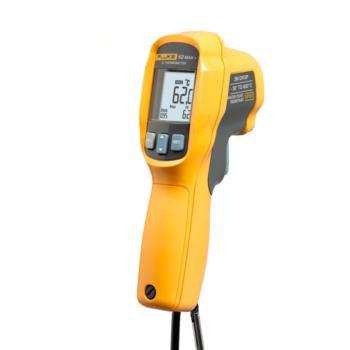 福禄克(FLUKE)测温仪 红外测温仪 F62MAX+双旋转激光器 IP54 防尘防水