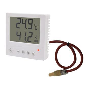 仁硕 液晶屏壁挂型温湿度变送器-外置宽温探头 RS-WS-N01-1-B