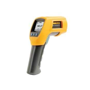 福禄克(FLUKE)测温仪 红外测温仪 F562 红外和接触式二合一 简约3按钮屏显菜单界面