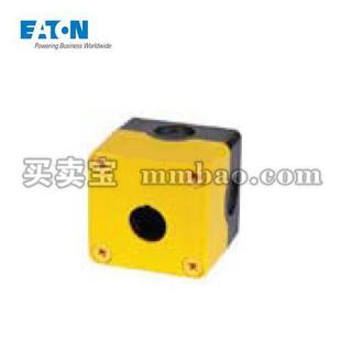 伊顿电气 用于急停开关表面安装按钮盒;A22-I2M