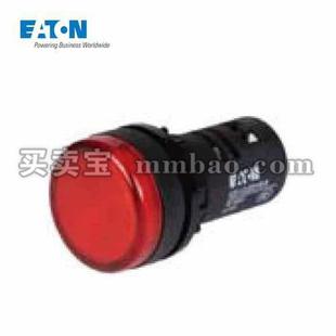 伊顿电气 一体化指示灯,220V,红;A22-LCLED220-R