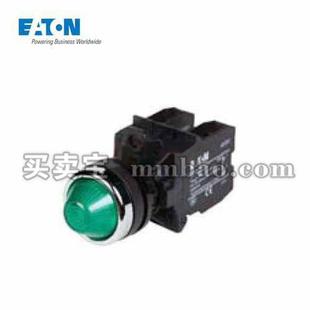 伊顿电气 锥形灯头;A22-RL-GN