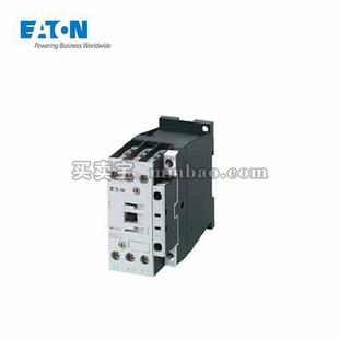 伊顿电气 接触器;DILM12-10(24VDC)