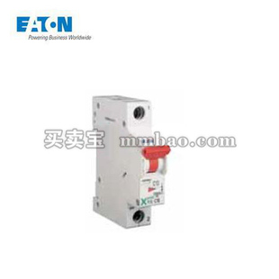 伊顿电气 专用直流型微型断路器(小型断路器);PL10-C3-DC