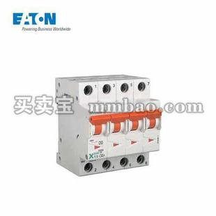 伊顿电气 电子式过载保护漏电断路器PLD10,20A,C,1N,30mA,AC,瞬动型;PLD10-20/1N/C/003