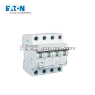 伊顿电气 微型断路器(小型断路器);E6-40/3N/C