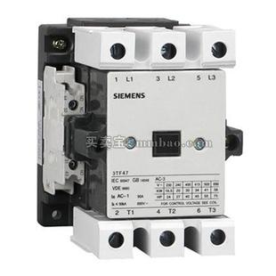 西門子 交流接觸器;3TF4622-0XQ0 380V 45A