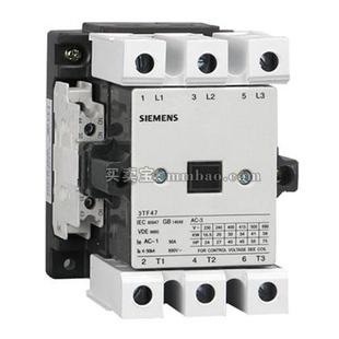西门子 交流接触器;3TF4822-0XQ0 380V 75A