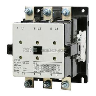 西門子 交流接觸器;3TF5144-0XQ0 380V 140A