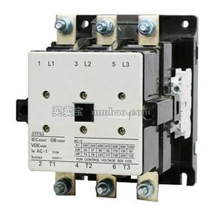 西門子 交流接觸器;3TF5222-0XQ0 380V 170A