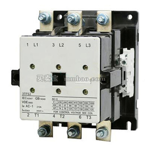 西门子 交流接触器;3TF5422-1XB4 24V 250A