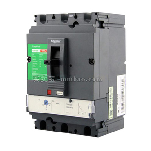 施耐德 塑壳断路器;CVS100B TM100D 3P3D(3P)固定式前接线