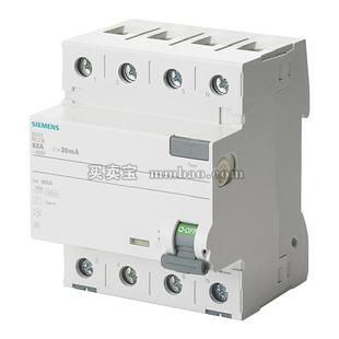 西門子 漏電開關;5SV4312-0